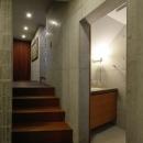 スキップフロア・洗面室