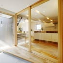 『蒲郡・新井形の家』コンパクト&シンプルな住まい