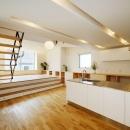 竹内 直樹の住宅事例「『蒲郡・新井形の家』コンパクト&シンプルな住まい」