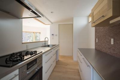 キッチン (大岡山の家)