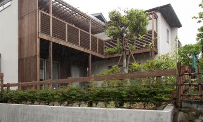 鵠沼松が岡の家