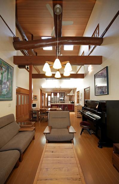 山商リフォームサービス「和風クラシックモダンな2世帯住宅」