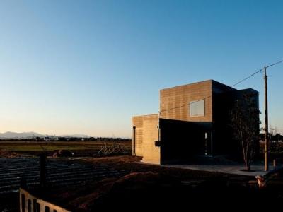 k house (外観( 撮影:© 村井 勇))