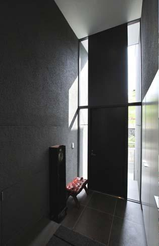 高野台CCHの部屋 光が差し込む玄関