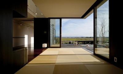 k house (和室(撮影:© 村井 勇))