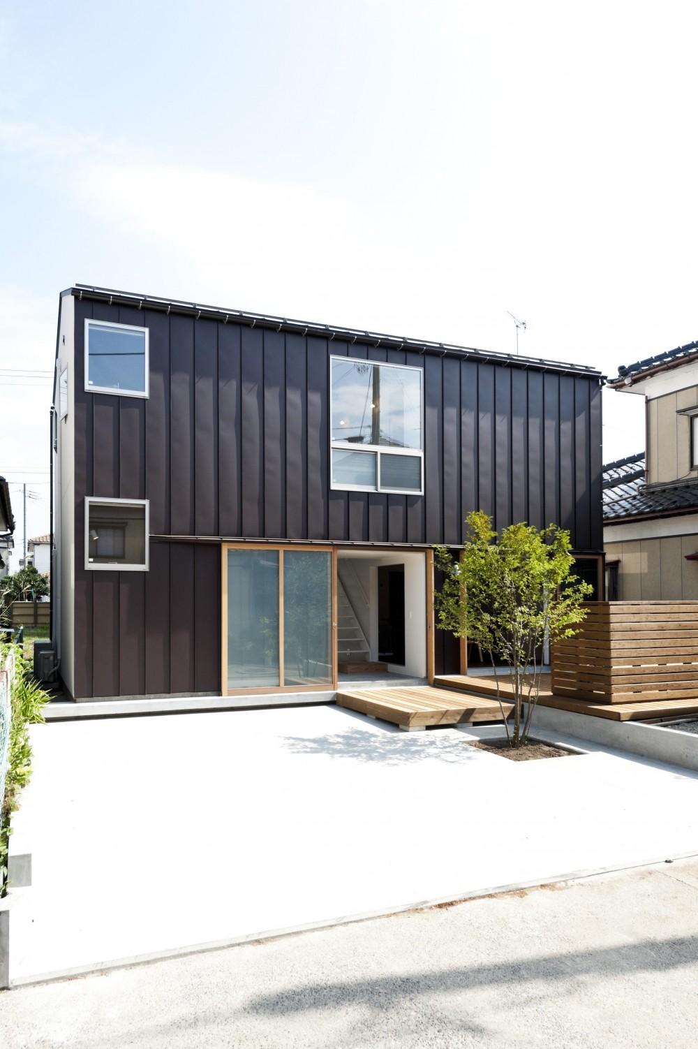 g house (外観( 撮影:© 村井 勇))