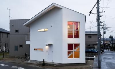 t house (外観2( 撮影:© 村井 勇))