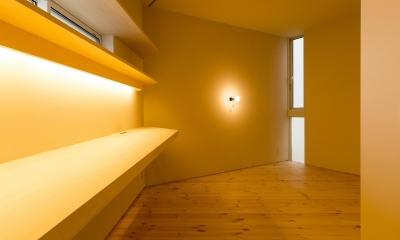t house (居室1(撮影:© 村井 勇))
