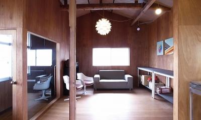 m&c house (居室(撮影:© 東海林 健))