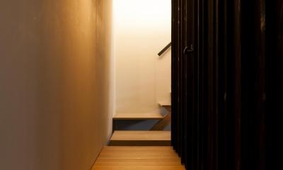 o house (廊下(撮影:© 村井 勇))