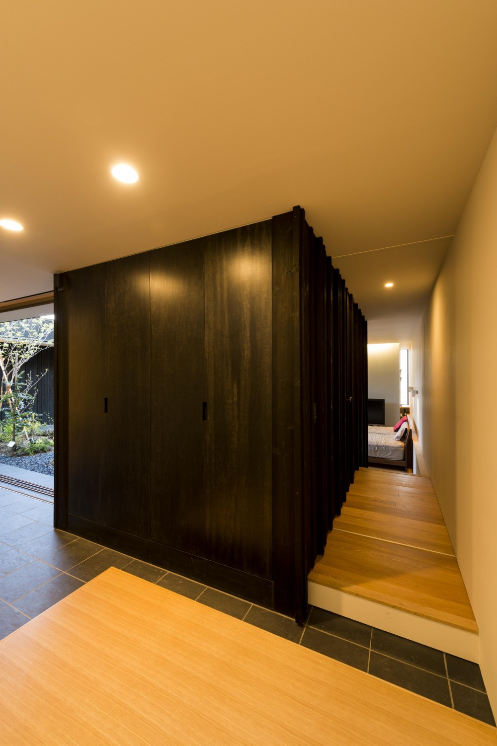 o house (廊下2(撮影:© 村井 勇))