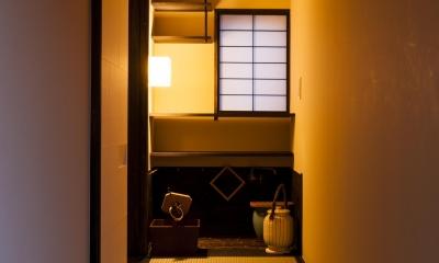 o house (茶室(撮影:© 村井 勇))