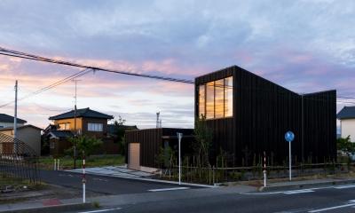 o house (外観4(撮影:© 村井 勇))