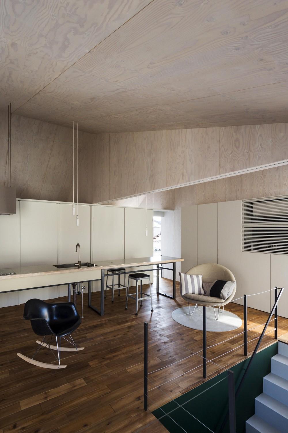 建築家:東海林健「GO-BANG! house」