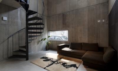 MN-HOUSE (リビング1)