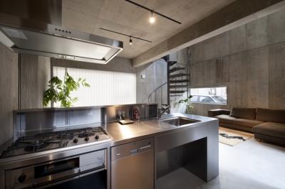 MN-HOUSE (キッチン1)