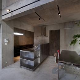 MN-HOUSE (キッチン2)