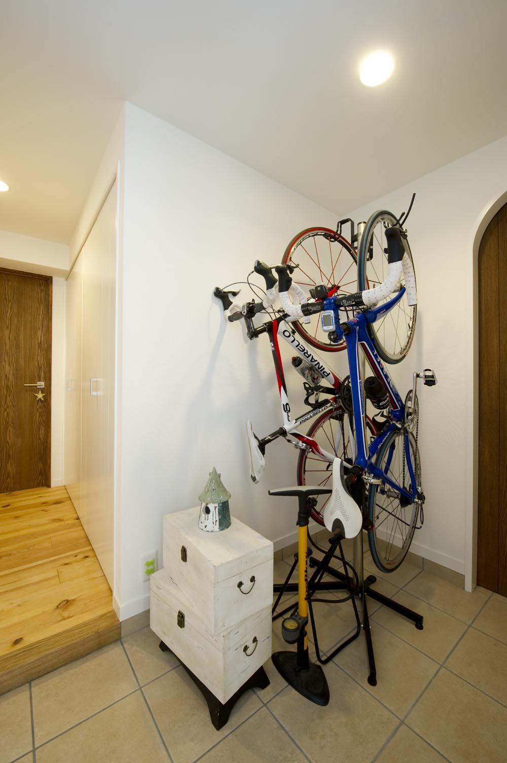 リフォーム・リノベーション会社:スタイル工房「I邸・斜めに配置したキッチンで、動きと変化を」