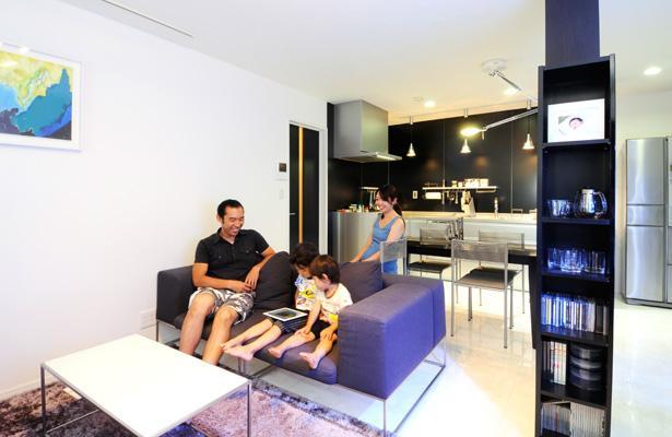 リノベーション・リフォーム会社:山商リフォームサービス「増築で実現した完全分離型二世帯住宅」