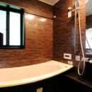 シックな浴室