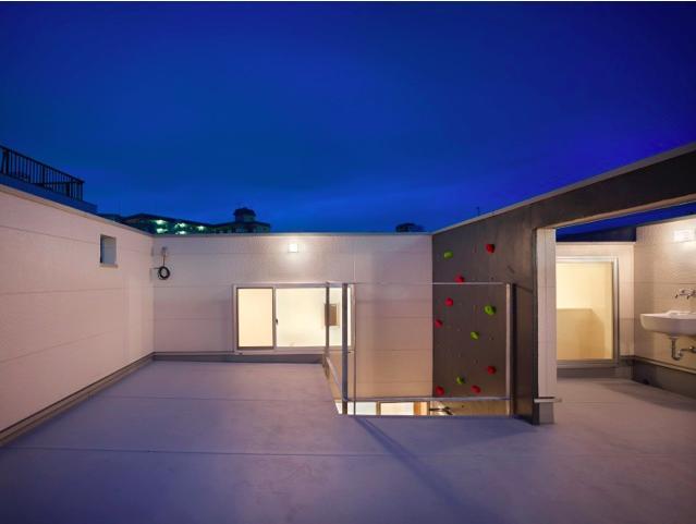 村松工務店「ボルダリングウォールのある遊び心いっぱいの家」