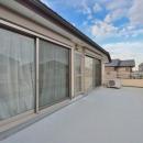 村松工務店の住宅事例「レンガタイル張りの素敵なお家」