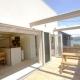 海を望めるバルコニー (『海を望む家』建築家と建てる横須賀の狭小住宅)