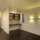 有島忠男の住宅事例「『小戸の家』落ち着きとゆとりのある住まい」