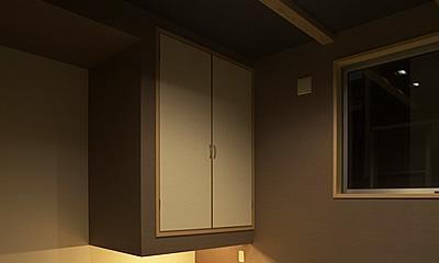 落ち着きのある和モダンな和室-2|『小戸の家』落ち着きとゆとりのある住まい
