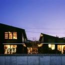 有島忠男の住宅事例「『鹿児島の黒い家』木の温もり感じる和モダン住宅」