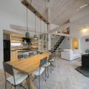 広瀬 毅の住宅事例「『軽井沢千ヶ滝の家』北欧スタイルの住まい」