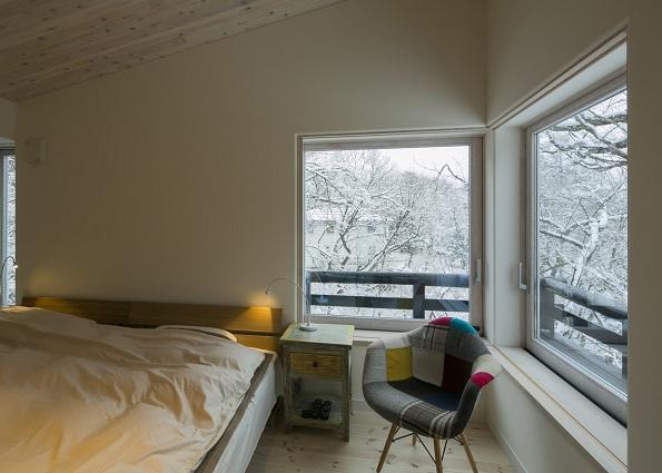 建築家:広瀬 毅「『軽井沢千ヶ滝の家』北欧スタイルの住まい」