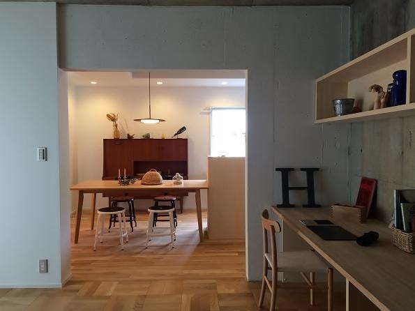 建築家:広瀬 毅「『RENOVATION MANSION PJ』温かみのある空間作り」