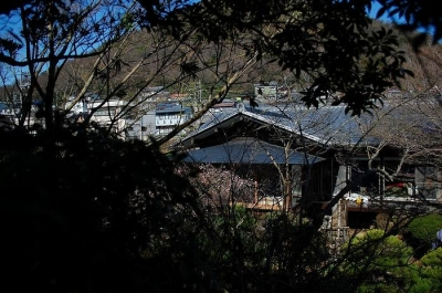 岩田坂の増築 (美しい庭のある家外観-3)