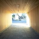 門脇和正の住宅事例「木造町の離れ」