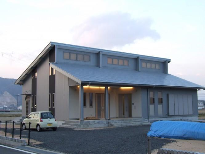 WAはうす新築住宅兼地域交流施設の写真 外観