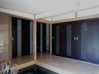 M邸耐震・エコリフォーム改修 (玄関~廊下(改修後内観))