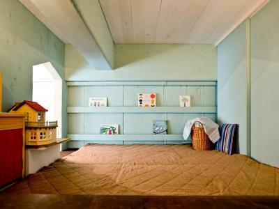 子ども部屋 (遊び心いっぱいの子ども部屋)