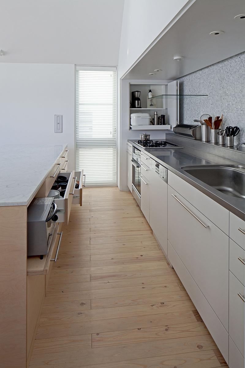 八雲の家の写真 キッチン 3