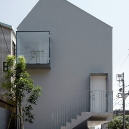八雲の家-外観 2