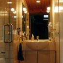 コンパクトな洗面スペース