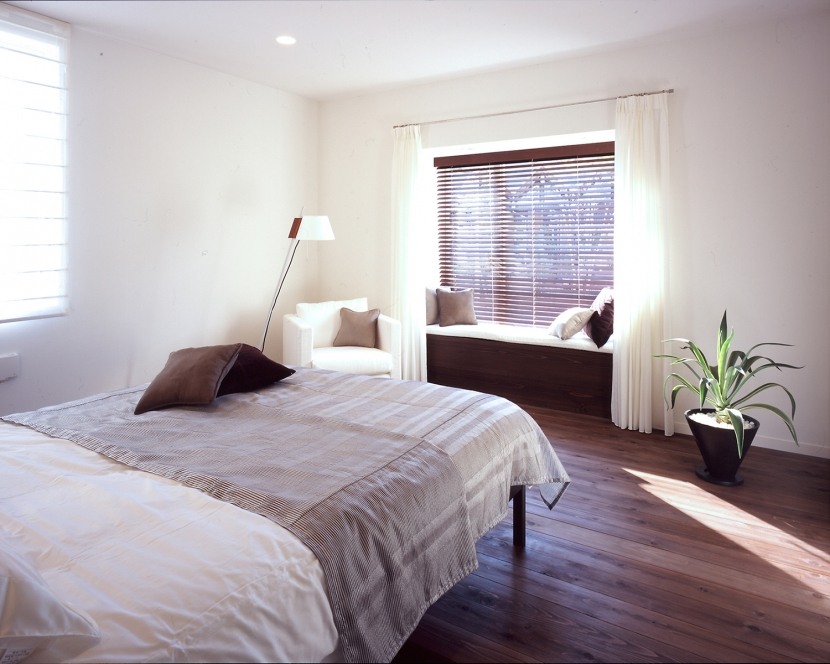 teNEOの部屋 寝室