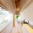 寺下 浩の住宅事例「『コヤナカハウス』半屋外空間のドマがある家」