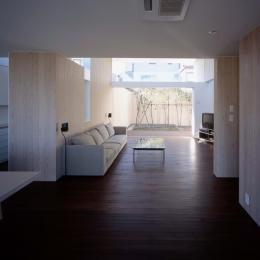 磯子台の家 (リビングダイニング 3)