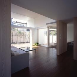 磯子台の家 (リビングダイニング 4)