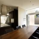 寺下 浩の住宅事例「名古屋市Y邸・高級感と重層感を併せもつコートハウス住宅」