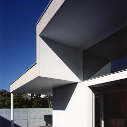 磯子台の家 (外観 2)