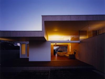 磯子台の家 (外観 3)