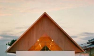 コヤノスミカ-夕景|『コヤノスミカ』趣味を楽しめる空間、ゆったり寛げる空間