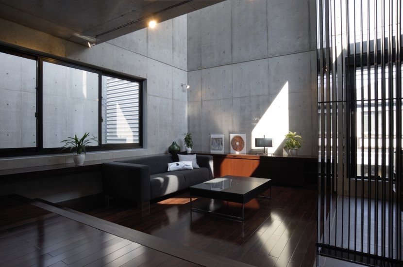 YS-HOUSEの部屋 LDK02